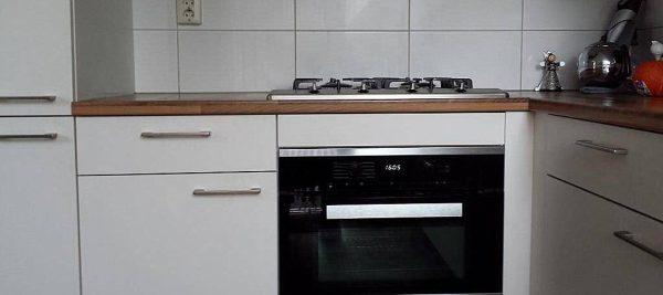 Een nieuwe keuken