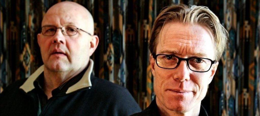 Kluis 21 - Anders Roslund & Börge Hellström
