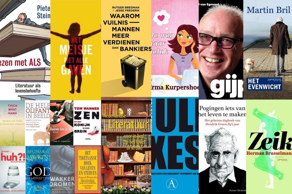 Lezen 18 boeken