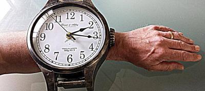 De tijd vliegt