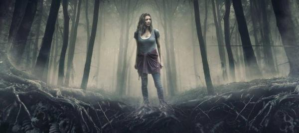 Het enge bos
