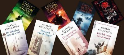 Zafon boeken